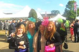 ASCOT ANTICS AND IRISH JIGS!
