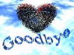 GOODBYE….(A Poem for a Change)