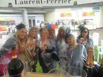 umbrellas at Ascot