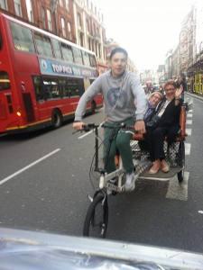 Beware the Rickshaw