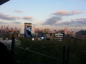 penthouse bar view