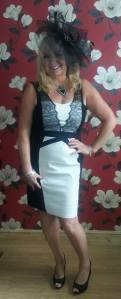 Ascot dress 2