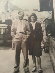 Mum and Dad 1945